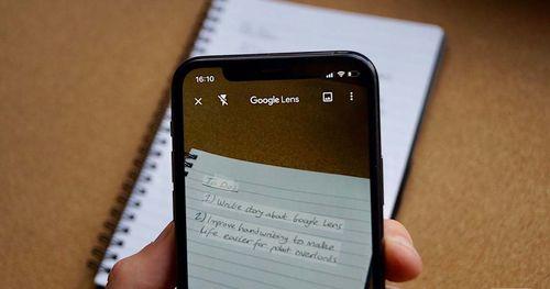 අතින් ලියලා copy කරන්න: Google Lens අළුත් feature එක