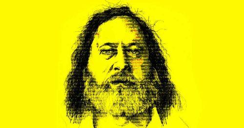 Linux වෙනුවෙන් අඩිතාලම දැමූ Richard Stallman