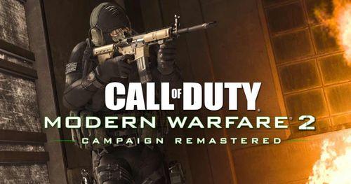 පරන මතකයන් අලුත් කරන COD Modern Warfare 2 Remastered
