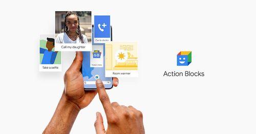 Google විසින් Assistantගේ සහය පහසුවෙන් ලබාගැනීමට Action Blocks හඳුන්වාදෙන අතර Live Transcribe යාවත්කාලීන කෙරේ
