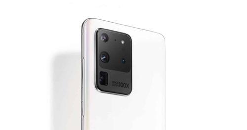Galaxy S20 Ultra, dubbed Galaxy S20 Ultra Limited Edition White  සංස්කරණය පිළිබදව නිවේදනය කරයි