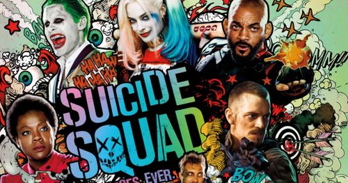 Suicide Squad නමින් ගේම් එකක්?