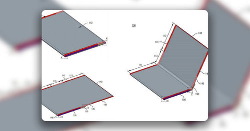 Laptop එකකට transform කල හැකි foldable smartphone එකකට LG සමාගම patent ලබා ගනී