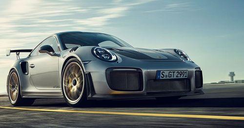 Porsche 911 GT2/911 GT2 RS
