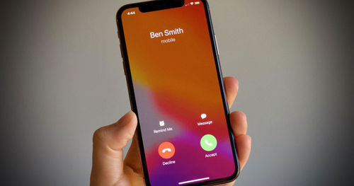 iOS 14 වල full-screen incoming calls enable කරමු