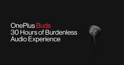 එක්වරක් charge කල පසු පැය 30ක battery life එකක් පවතින OnePlus Buds