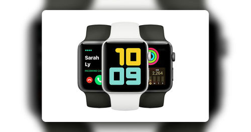 Apple සමාගම විසින් අඩු මිලකට Apple Watch SE ලෙසින් Smart Watch එකක් නිකුත් කරන බවට ඉඟි පලවේ