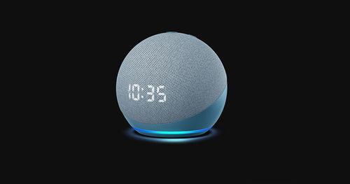 Amazon සමාගම විසින් ගෝලාකාර Echo Dot Smart Speaker එකක් එලි දක්වයි