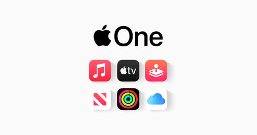 $14.95 සිට Apple One subscription bundles ඔබ අතට