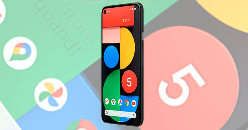 Google Pixel 5 Official Renders සහ Specifications Leak වෙයි