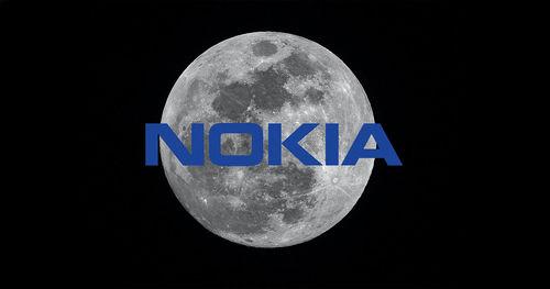 සඳ මතුපිට 4G LTE ජාලයක් ස්ථාපිත කිරීමට NOKIA සමාගම සුදානම් වේ