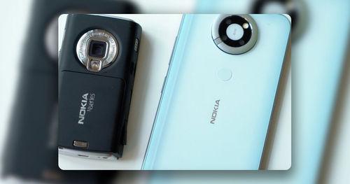 NOKIA N95 ජංගම දුරකතනයේ modern prototype එකක් පිළිබඳව තොරතුරු අන්තර්ජාලයට නිකුත් වේ