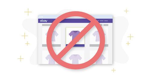 හදන හදන eBay account එක suspend වෙනවද? මෙන්න හරියනම විසඳුම