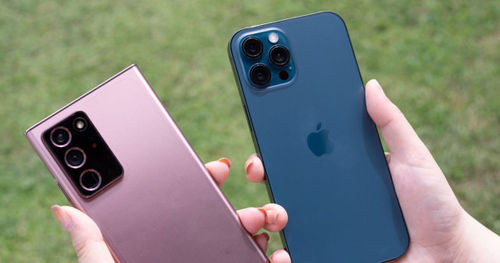 වසර 4කට පසුව ජංගම දුරකතන අලෙවියෙන් Samsung සමාගම පැරදවීමට Apple සමාගම සමත් වේ