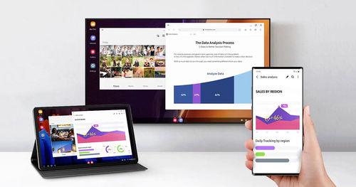 One UI 3.1 හරහා Samsung Dex පහසුකම wireless ආකාරයට භාවිතා කිරීමේ හැකියාව ලබා දීමට Samsung ආයතනය කටයුතු කරයි