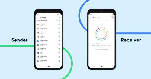 Nearby Share පහසුකම හරහා Android apps දුරකතන අතර හුවමාරු කර ගැනීමේ පහසුකම ලබා දීමට Google සමාගම කටයුතු කරයි