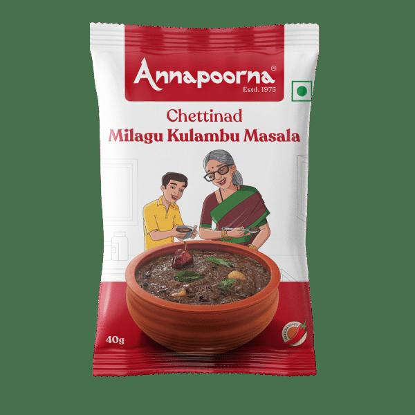 Chettinad Milagu Kulambu Masala Powder