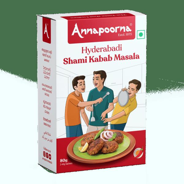 Hyderabadi Shami Kabab Masala Online