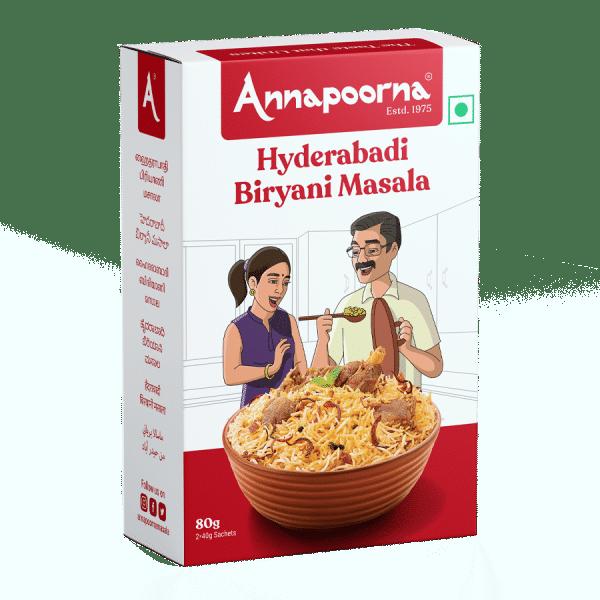 Flavourful Hyderabadi Biryani Masala Powder