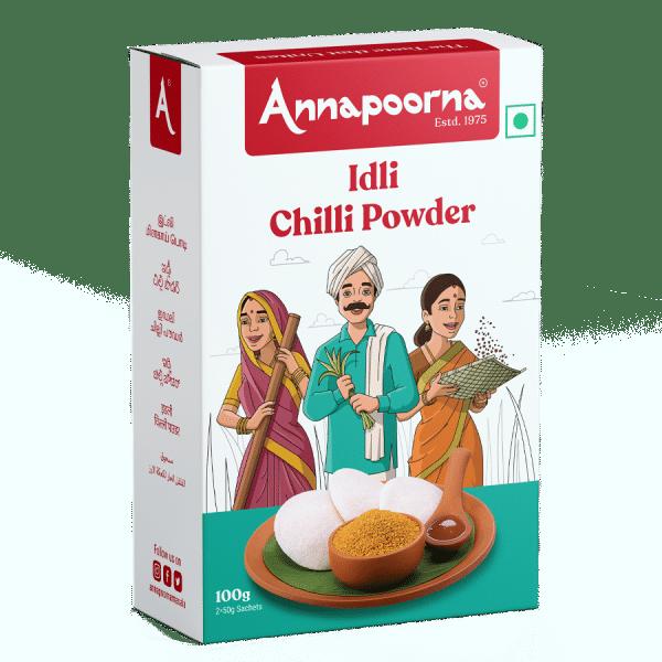Idli Chilli Powder