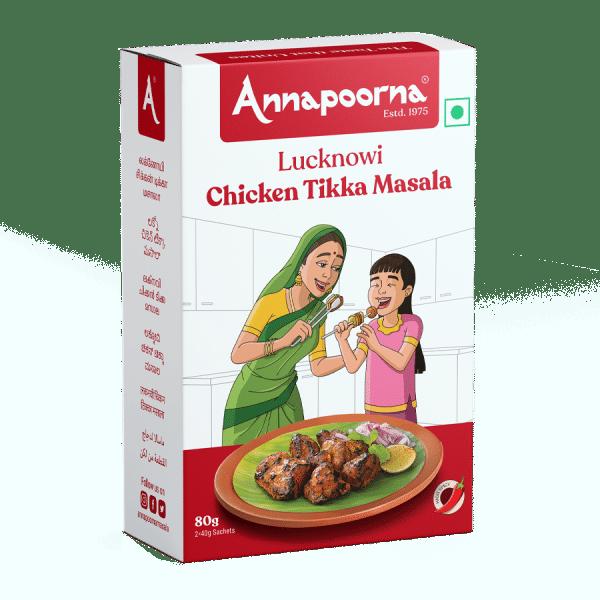 Lucknowi Chicken Tikka Masala
