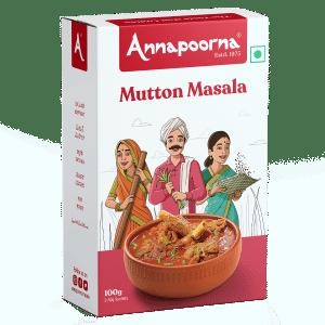 Authentic Mutton Masala