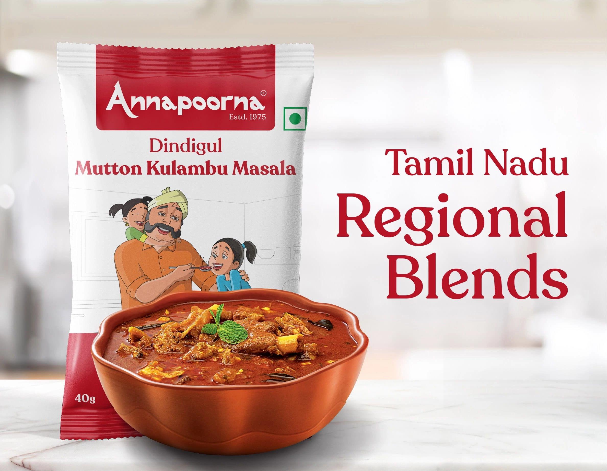 Tamilnadu Regional Blends
