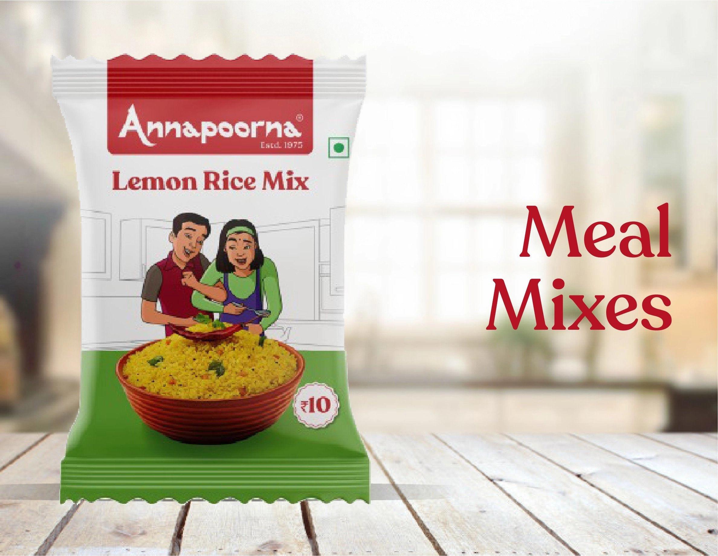 Meal Mixes