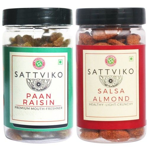 Sattviko Flavoured Dry Fruit Combo