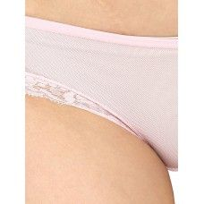 Lacy Panty in Baby Pink