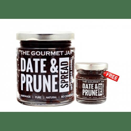 The Gourmet Jar Date & Prune Spread 240g