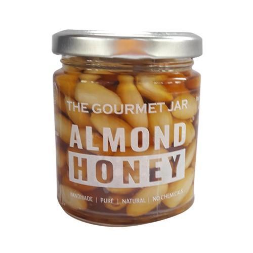 The Gourmet Jar Almond Honey 220g