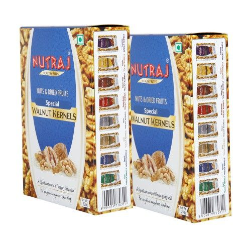 Nutraj - Special Walnut Kernels - 250G (Pack Of 2)