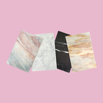 Marble A5 Softcover Notebooks