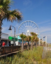 Top 10 Tourist Attractions in Myrtle Beach, South Carolina