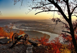Top 10 Tourist Attractions in Chattanooga, Tennessee