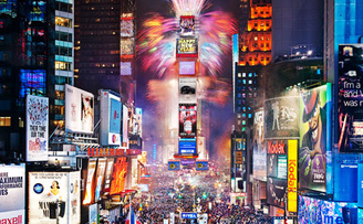 Top 10 New Year's Eve Destinations in the USA