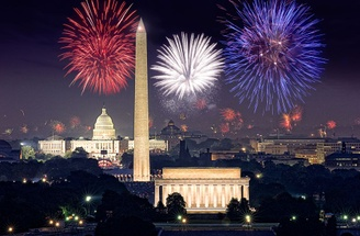 10 Best 4th July Fireworks Displays in America