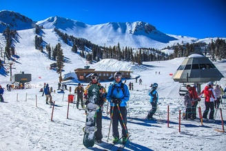 Top 10 Ski Resorts in the USA