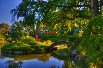 Top 10 Beautiful Botanical Gardens in the USA