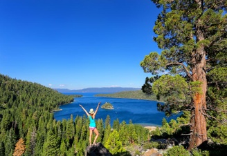 Top 10 Things To Do In and Around Lake Tahoe