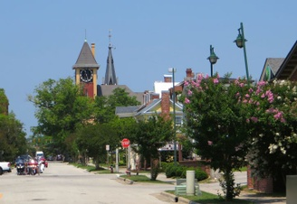 10 Most Beautiful Small Towns in North Carolina