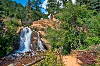 10 Most Beautiful Waterfalls in Colorado