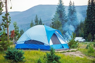 10 Best Camping Tents Under $100 in 2020