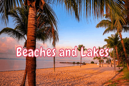Things To Do in America - Beaches