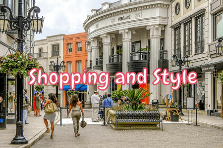 Things To Do in America - Shopping