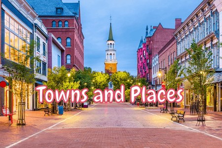 Things To Do in America - Towns