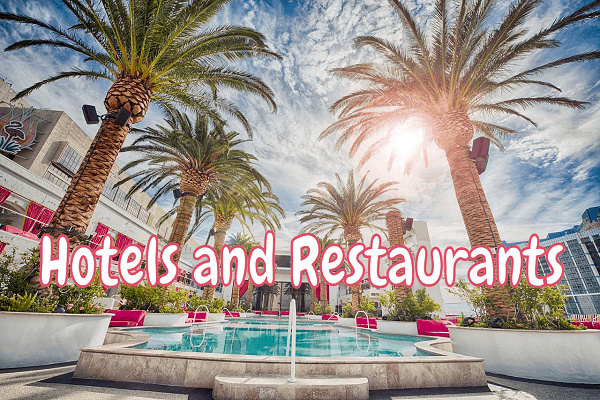 Things To Do in America - Hotels and Restaurants