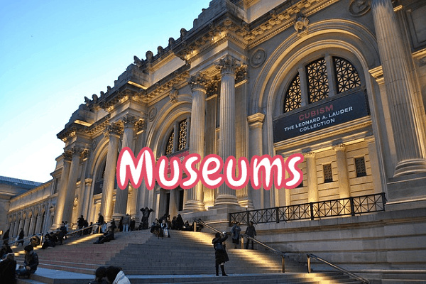Things To Do in USA - Museums