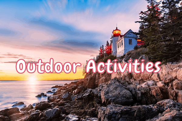 Things To Do in USA - Outdoors